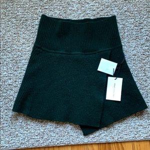 New Isabel marant wool asymmetrical style skirt
